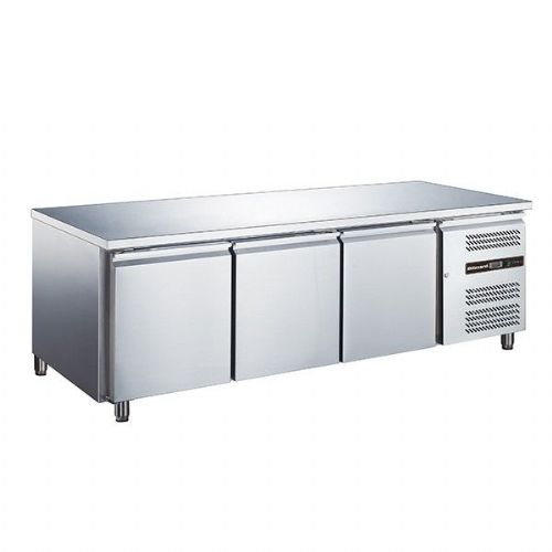 Blizzard SNC3 3 Door Low Height 650Mm Snack Counter 317L